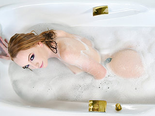 Vibrant Ginger Honey Gets Fucked At..